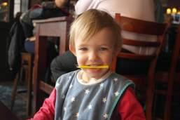 Pencil Smile!