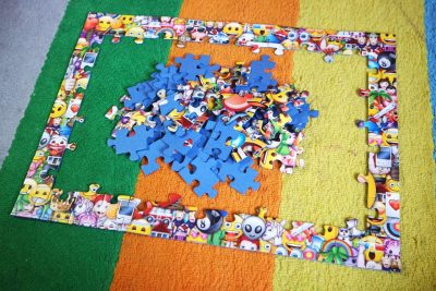 Ravensburger Emoji jigsaw review