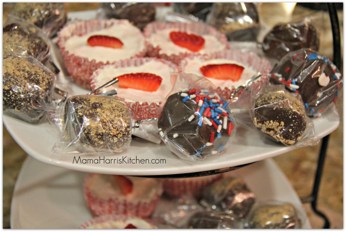desserts with best k cup flavors
