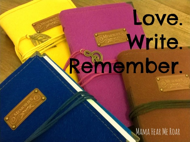 Love Write Remember