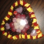 Fruchtgummiherz