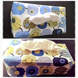 Taschentuchboxhülle