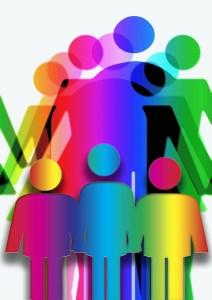 Familie drei Kinder