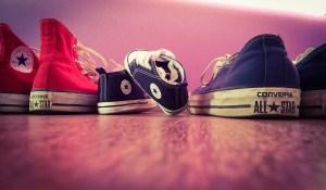 Familie Schuhe