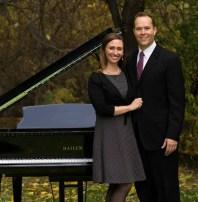 Brigham and Karmel Larson