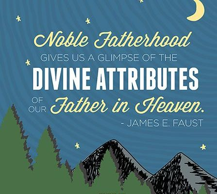 Noble Fatherhood – By Contributor Mama Elizabeth