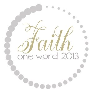 OneWord2013_faith