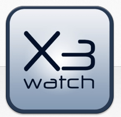 X3watchbutton