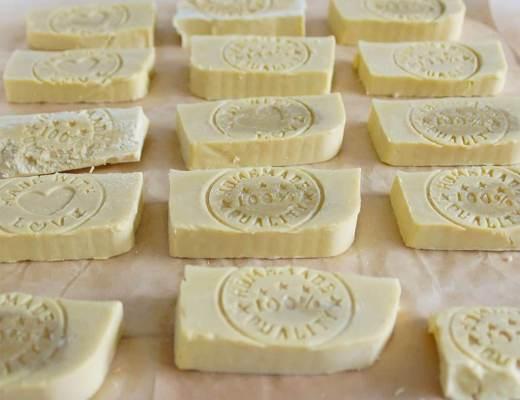 zeep maken mamameteenblog.nl