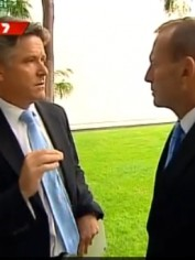 Mark Riley & Tony Abbott