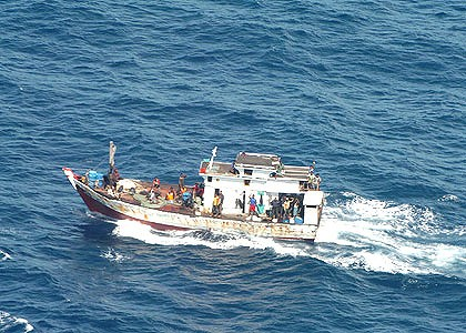 Experience of an asylum seeker/boat person?