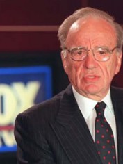 Rupert Murdoch owns News Corporation.