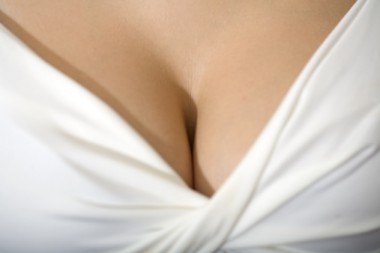 cleavage 380x253 5 sexy tips that are wildly inappropriate for Christmas Day.