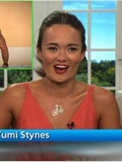 yumi stynes the circle