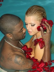Ray J and Sophie Monk 2