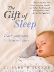 The Gift of Sleep - go to www.thegiftofsleep.com.au to buy