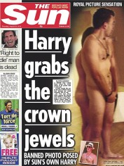 naked prince harry