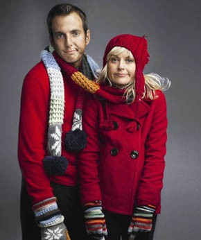 amy poehler will arnett 290x346 amy poehler will arnett