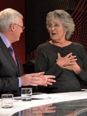 Germaine Greer on Qanda