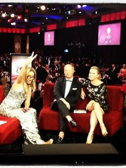 "The ""Fashion Police"" at the Brownlow"