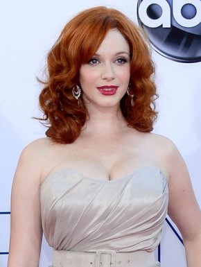 christina hendricks 290x385 Christina Hendricks