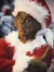 The Grinch also doesn't celebrate Christmas - but for very different reasons