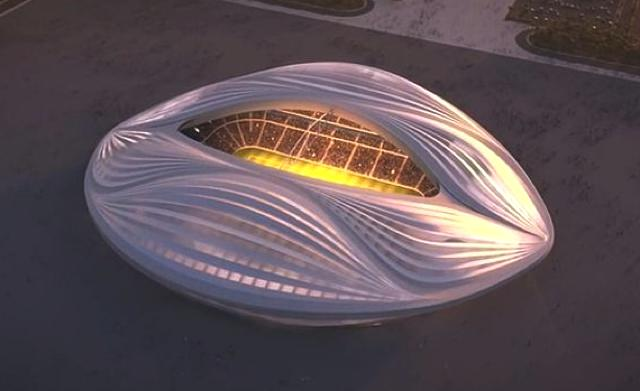 Vagina stadium The 11 weirdest things we found on the internet this year (and what you clicked on).