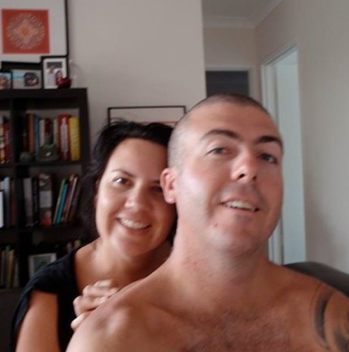 nick and wife Updated: Tragic news in the search for missing Dad Nick Eade