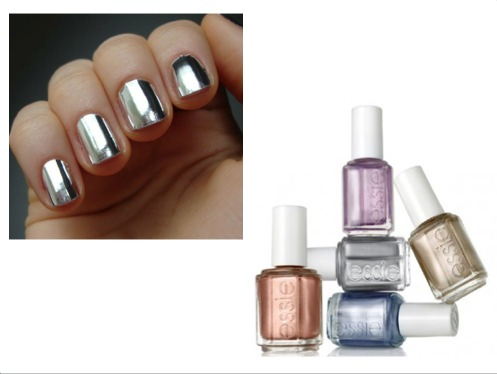 mirrored 6 nail trends for people who cant paint like Picasso.