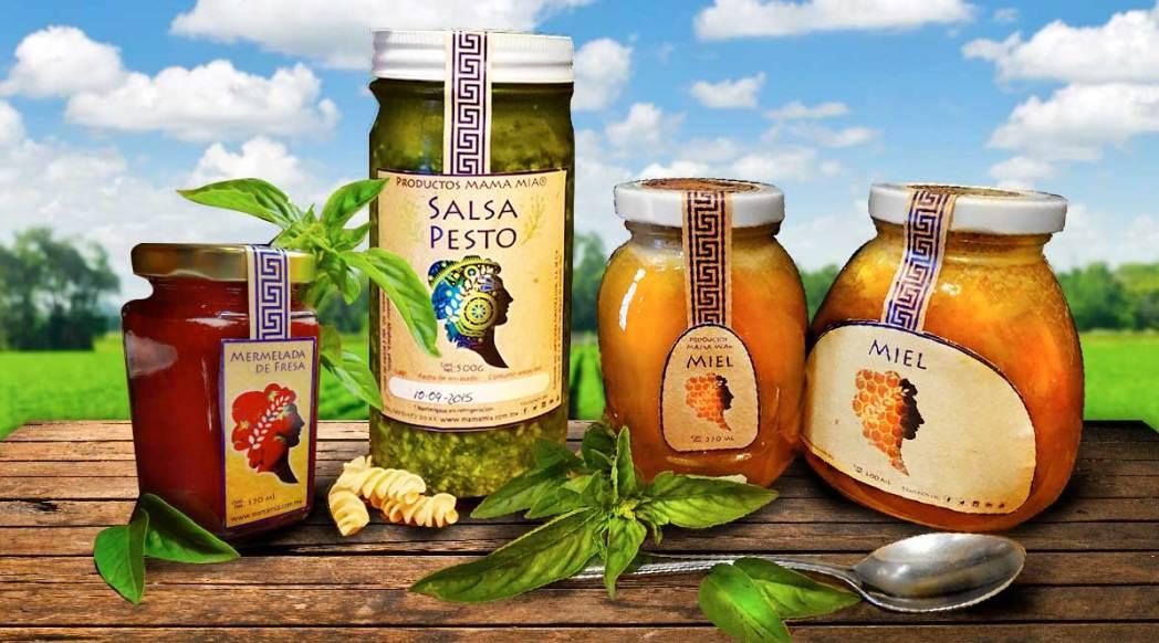 Productos MAMA MIA San Miguel de Allende