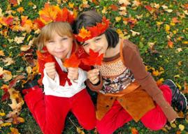 鬱にならない子供が育つー自然遊びと屋外での楽しみ方