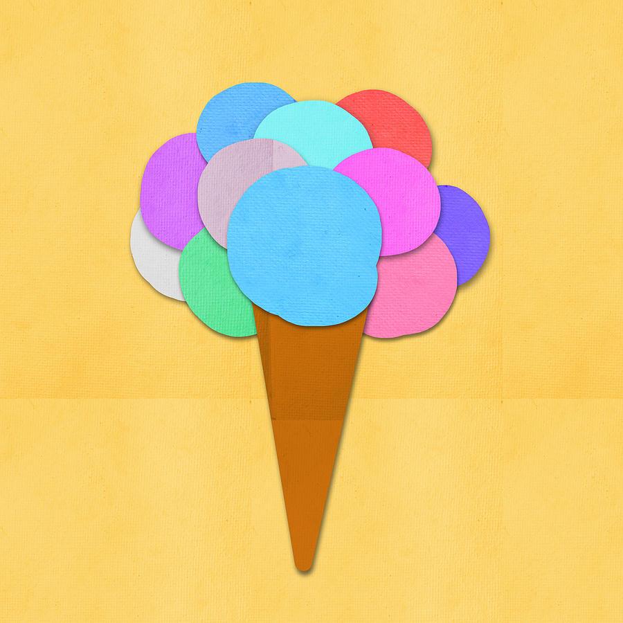1-ice-cream-on-hand-made-paper-setsiri-silapasuwanchai
