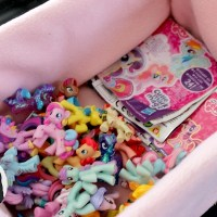 Les jouets de I. #24: Ses minis figurines My Little Pony