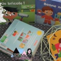 Les livres pour bébé: il n'y a pas d'âge pour aimer la lecture