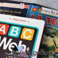 Apprendre à bien grandir: Découvrir le monde et les apprentissages