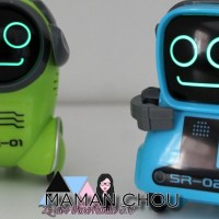 Pokibot, le mini robot qu'on adore!