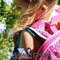 [Kid Look] La rentrée sera Zip & Zoé avec son nouveau sac à dos!