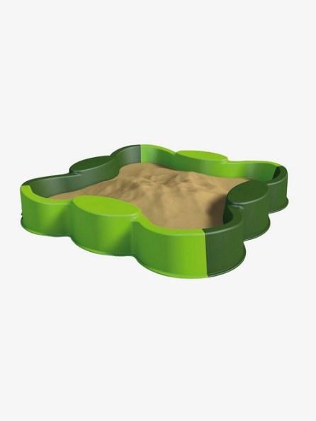 Bac à sable enfant en plastique - multicolore