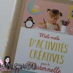 Méli-mélo d'activités créatives pour la maternelle