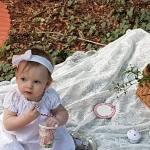 1 an avec ma petite princesse d'amour !