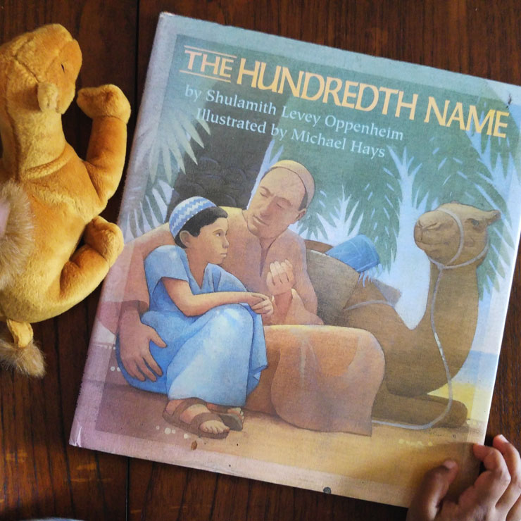The Hundredth Name: A Gentle Tale of Friendship, Family and the Power of Prayer