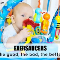 Exersaucers: The good, the bad, the better