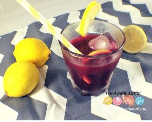 Limonada de Arándanos (Blueberries)