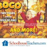 Get It While You Can – Don't Miss This Homeschool BOGO Sale