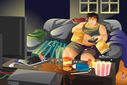Stress Eating at Night