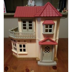 Small Crop Of Calico Critters House