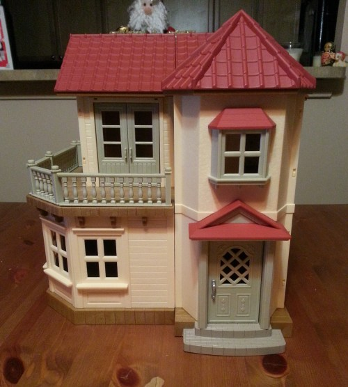 Medium Of Calico Critters House
