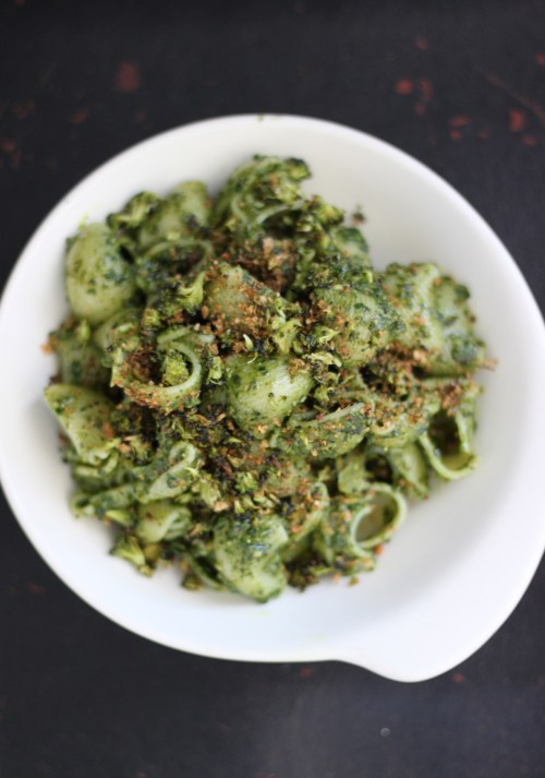 Spinach Broccoli Pesto