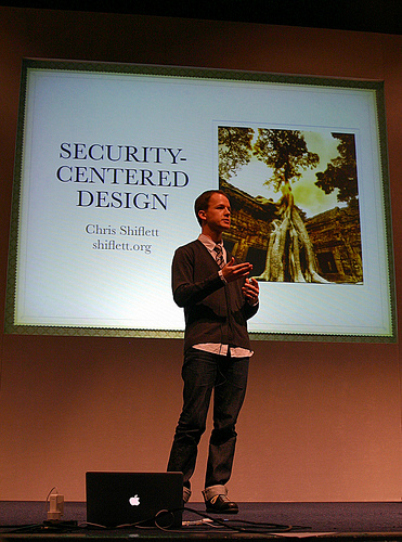 Security centered design