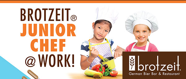 Brotzeit Junior Chef at Work